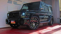 Mercedes-Benz G55 AMG by Office-K