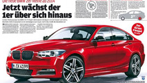 BMW 2-Series GranCoupe rendered, M2 Coupe and GranCoupe in the works - report