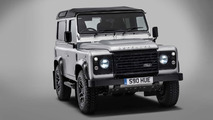 New Land Rover Defender coming 2018 in five body styles