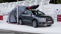 Audi Q3 Camping Tent for Wörthersee 2014