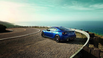 2015 Subaru BRZ Series.Blue special edition announced with improved aerodynamics