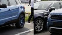 Range Rover Evoque & Landwind X7