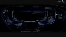 Mercedes CES concept rendering