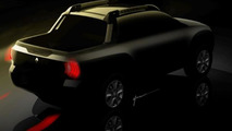 Renault Oroch production version teaser