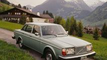 1977 Volvo 264GL