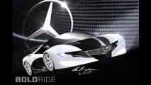 Mercedes-Benz SLS-S77 Concept by Sylvester Franklin