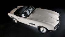 VIDÉO - Revivez la restauration de la BMW d'Elvis Presley