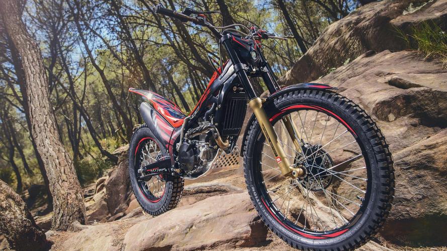 Honda brings new Montesa Cota trials bikes