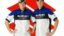 Suzuki's WRC Driving Team
