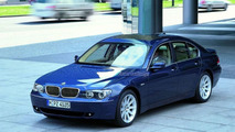 BMW 7 Series facelift artist impression front view