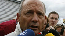 Ron Dennis skeptical of 2010 British GP at Donington