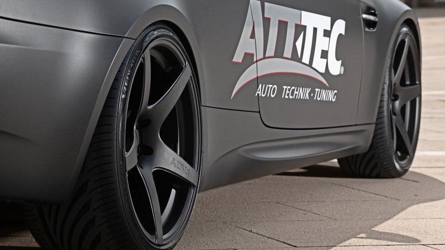 BMW M3 with 520 HP by ATT-TEC