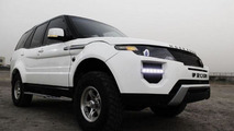 The Big Daddy Customs 'Moon Rover Evoque'