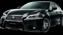 2013 Lexus GS UK pricing starts at £32,995