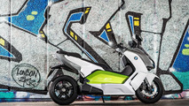 BMW reveals near-production C Evolution electric scooter