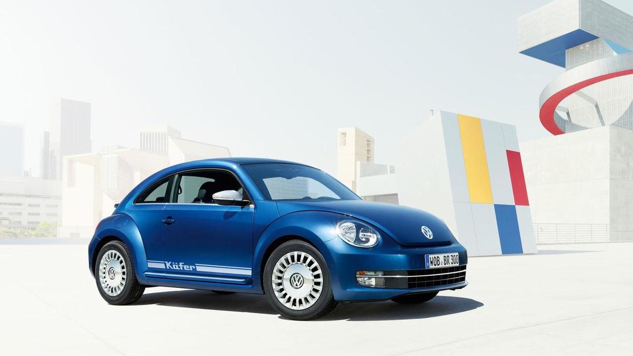 Volkswagen Beetle Remix Edition 23.10.2012