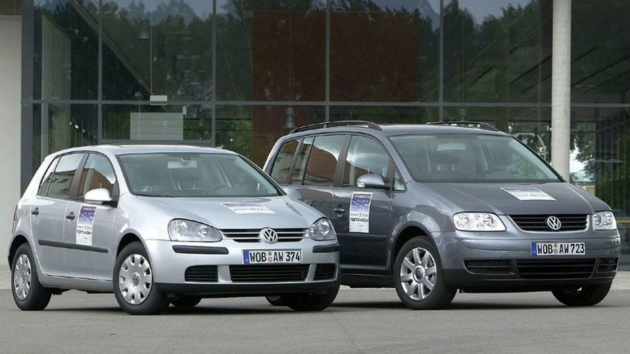 New VW Golf is Company car of the Year 2004