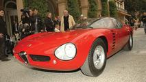 Alfa Romeo Canguro Coupé Bertone 1964