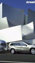New Mercedes-Benz GL-Class Unveiled