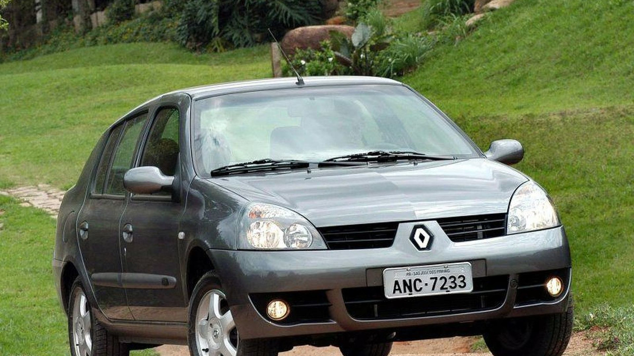 Renault Clio Bio-Fuel
