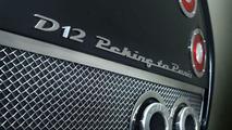 Spyker D12 Peking-to-Paris World Premiere