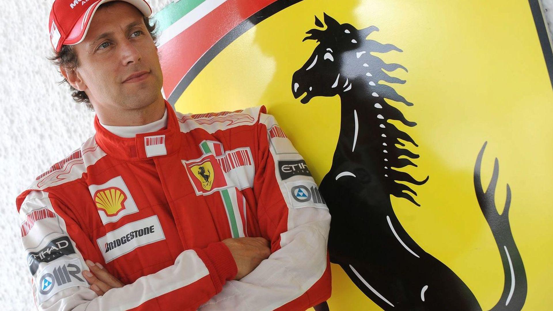 Test driver Badoer leaving Ferrari - report