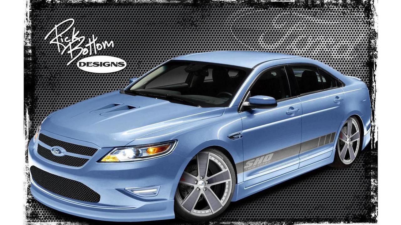 Rick Bottom Design Ford Tarus SHO