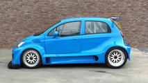 Chevrolet Matiz V8 by FAS