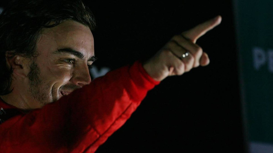 Alonso can use low-mileage engine in Abu Dhabi