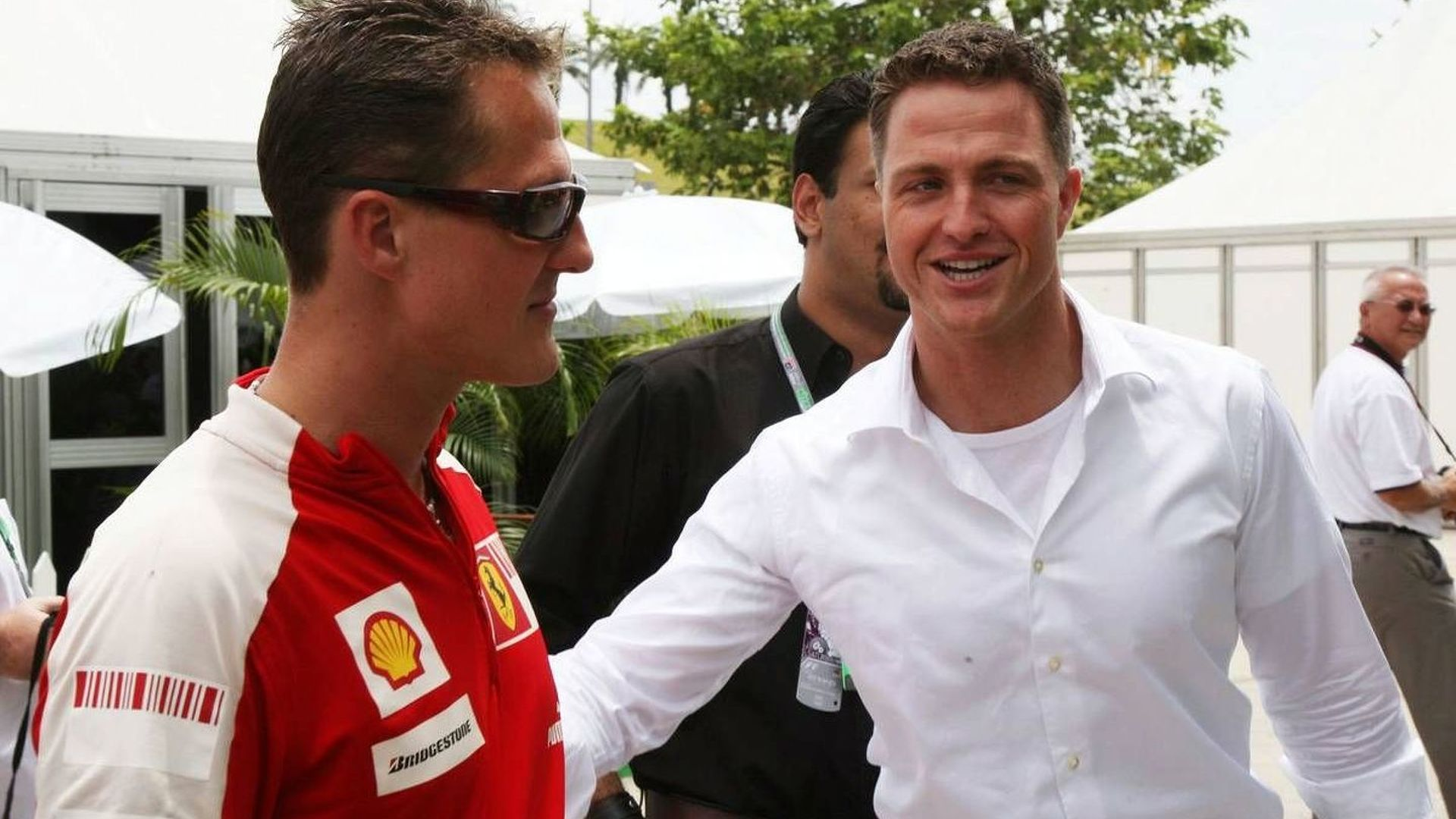 Schumacher sells kart track to brother Ralf