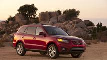2010 Hyundai Santa Fe Facelift Announced