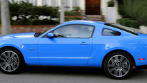 Ford Launch new Factory-Installed 'Track Pack' for 2010 Mustang GT