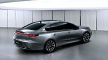 Renault Samsung SM7 concept unveiled