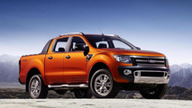 Meet the all-new Ford Ranger