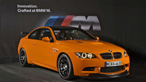 2011 BMW M3 Competition Package Rumored to Emulate M3 GTS