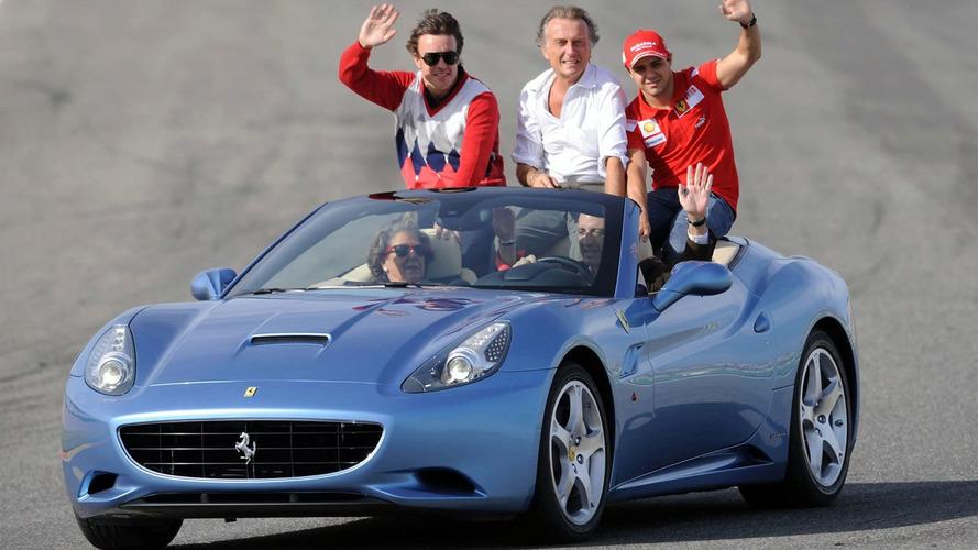 Decision to focus on Alonso 'right' - Montezemolo