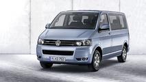 Volkswagen Multivan BlueMotion 07.03.2011