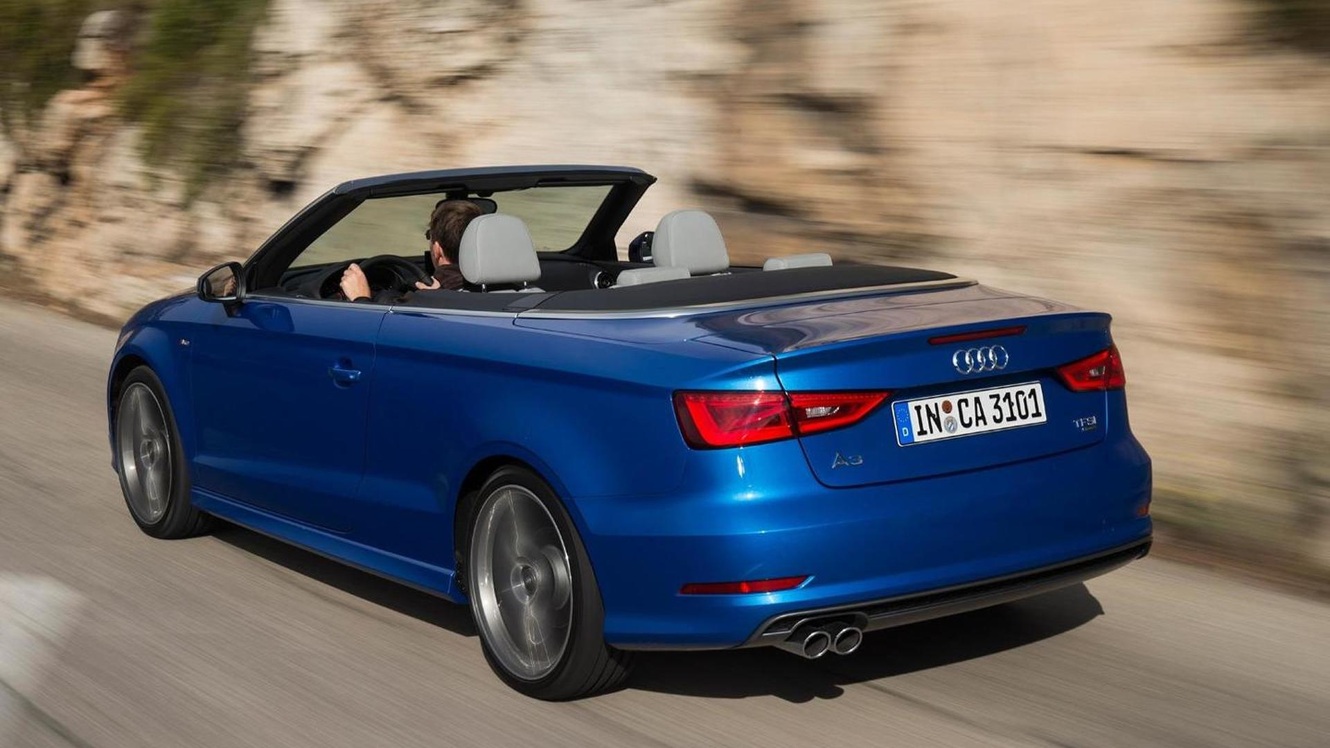 2014 Audi A3 Cabriolet pricing announced