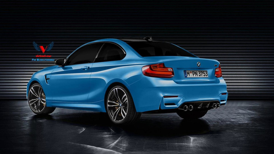 BMW testing M2 with six-cylinder turbocharged N55 engine - report