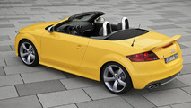 2014 Audi TTS Competition breaks cover