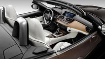 BMW Z4 Pure Fusion Design revealed for Detroit
