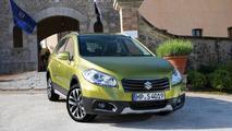 2013 Suzuki SX4 S-Cross priced from 14,999 GBP