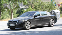 Mercedes S-Class XL to wear the Maybach moniker, could debut later this year - report