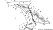 Porsche convertible patent - 29.8.2011