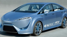 Toyota to share its fuel-cell tech with BMW - report