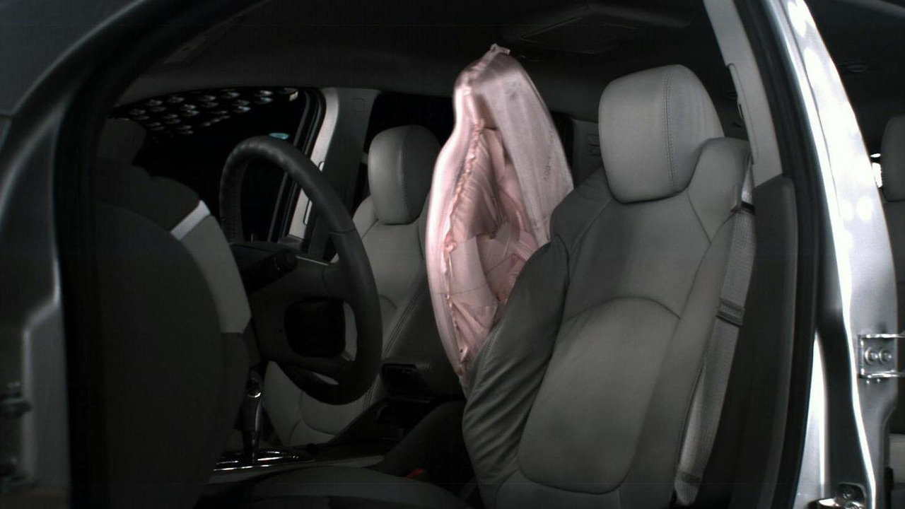 GM front airbag - 29.9.2011