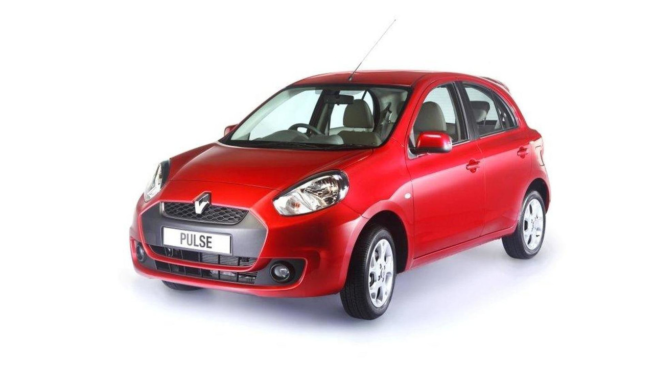 Indian-market Renault Pulse 31.10.2011