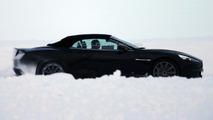 Aston Martin Vanquish Volante spied [video]