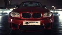BMW 1-Series with Prior Design aero kit