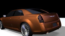 2013 Chrysler 300S Turbine Edition